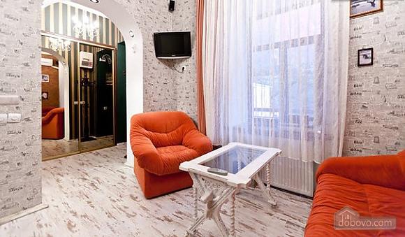 Квартира з двома окремими спальнями і вітальнею-студії для 6 осіб, 3-кімнатна (30728), 007