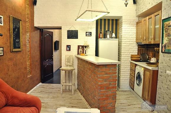 Квартира з двома окремими спальнями і вітальнею-студії для 6 осіб, 3-кімнатна (30728), 019