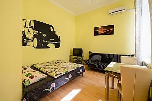 Studio apartment on Mala Zhytomyrska (618), Studio, 001