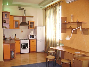Comfortable apartment near the railway station, Studio, 001