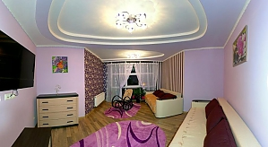 Apartment in the center of Truskavets, One Bedroom, 001