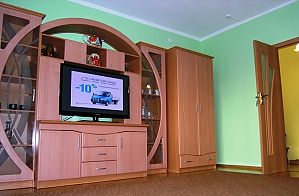 Beautiful apartment in Truskavets, Un chambre, 001