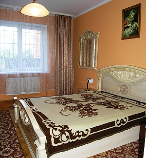 Beautiful apartment in Truskavets, Un chambre, 004