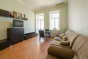Two bedroom apartment on Mala Zhytomyrska (526), Due Camere, 004