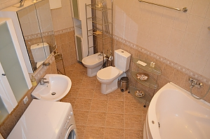 Two bedroom apartment on Mala Zhytomyrska (600), Due Camere, 035