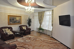 Apartment in the center of Truskavets, Un chambre, 001