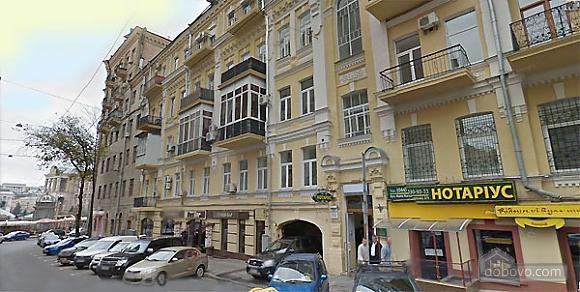Квартира в самому центрі Києва, 3-кімнатна (38587), 011