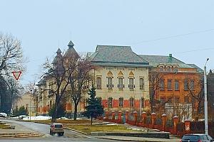 Luxury apartment in Poltava city center, Studio, 012
