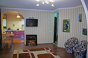Роскошная квартира в центре Полтавы, 1-комнатная, 002