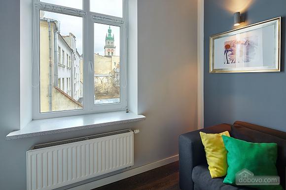 Стильная квартира в центре Львова на улице Братьев Рогатинцев, 1-комнатная (33949), 006