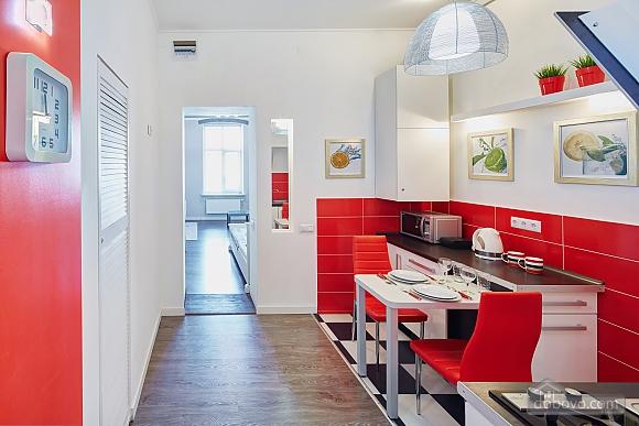 Стильная квартира в центре Львова на улице Братьев Рогатинцев, 1-комнатная (33949), 003