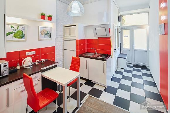 Стильная квартира в центре Львова на улице Братьев Рогатинцев, 1-комнатная (33949), 002