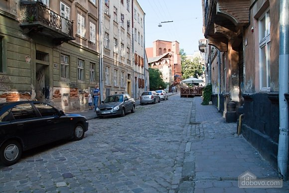 Стильная квартира в центре Львова на улице Братьев Рогатинцев, 1-комнатная (33949), 012