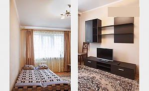 Apartment in Odessa with nice renovation, Studio, 004