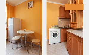 Apartment in Odessa with nice renovation, Studio, 001
