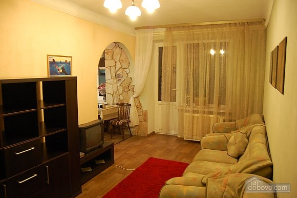 Apartment near exhibition center, Dreizimmerwohnung (99579), 001