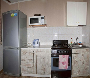 Cozy apartment near the railway station, Monolocale, 003