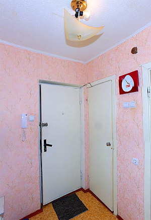 Apartment near the railway station and the city center, Studio, 006
