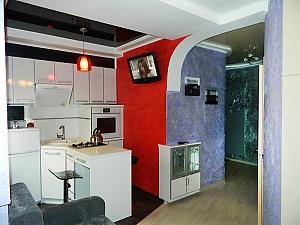 Затишна і зручна квартира в центрі, 2-кімнатна, 002