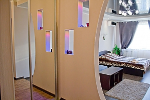 Квартира на Оболоні, 1-кімнатна, 008