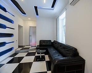 Двухкомнатная квартира на Костельной (625), 2х-комнатная, 002