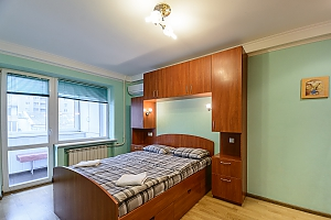 One bedroom apartment on Velyka Vasylkivska (521), One Bedroom, 001
