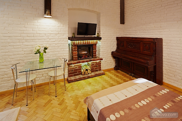 Apartment with fire place in the city center, Studio (77281), 009