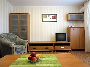 Bright and cozy apartment, Zweizimmerwohnung, 003