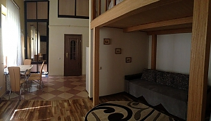 Apartment with beautiful design in the city center, Studio, 001