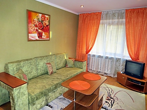Comfortable apartment with views of the Teatralnaya Square, Zweizimmerwohnung, 002