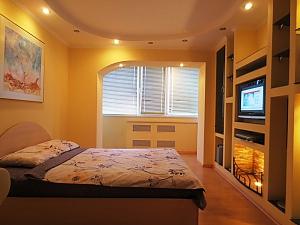 Новая квартира с романтическим интерьером, 1-комнатная, 002