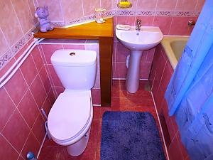 Новая квартира с романтическим интерьером, 1-комнатная, 011