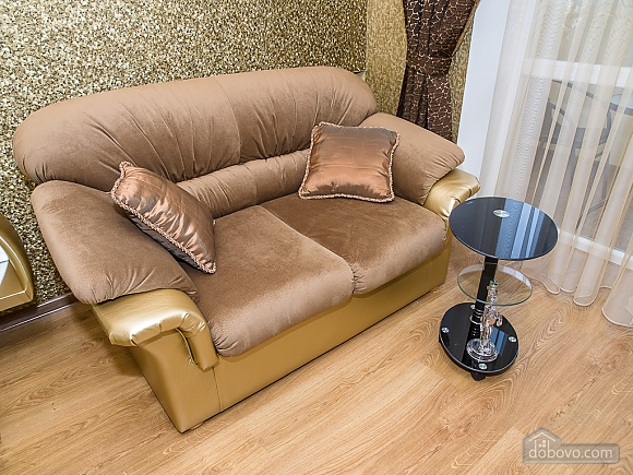 Luxury apartment in the center in gold tones, Studio (39166), 009