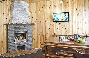 Private house with sauna, One Bedroom, 002