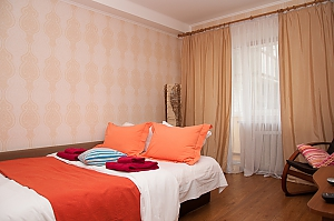 Cozy apartment near to Palats Ukrainy metro station , Studio, 001
