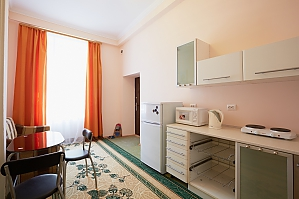 Apartment in the Centre of Lviv with Wi-Fi, Monolocale, 005