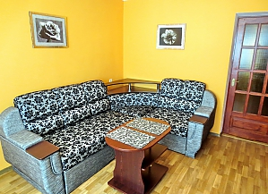 Apartments near  Liubava shopping center, Zweizimmerwohnung, 003