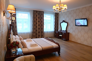 Modern apartment in the city center, One Bedroom, 003