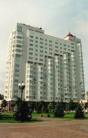 Apartment in a new residential compound near Minskaya Metro station , Studio, 010