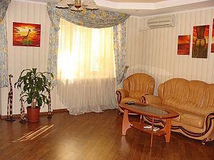 Luxury apartment on the Obolonskaya Embankment, Dreizimmerwohnung, 002