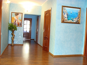 Luxury apartment on the Obolonskaya Embankment, Dreizimmerwohnung, 004