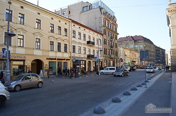 Романтична квартира біля Оперного театру з кондиціонером, 1-кімнатна (74190), 021