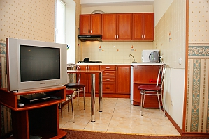 Business class apartment in Pechersk district , Studio, 003