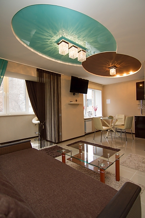 Luxury apartments on Bessarabska square, Studio, 002