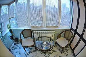 Comfortable suite on Klovskaya Metro station , Studio, 012