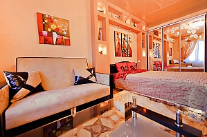 Super apartment on Bessarabska street, Studio, 012