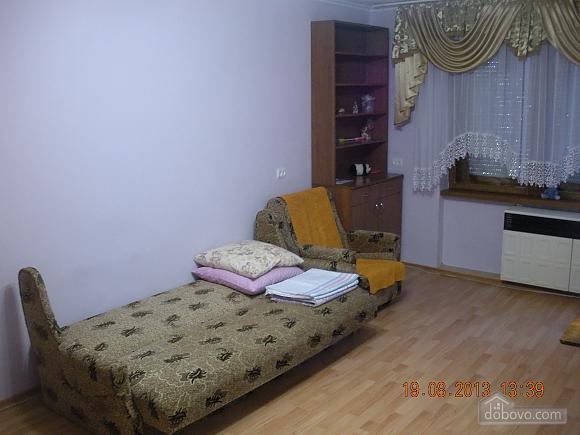 Квартира після євроремонту біля термального басейну, 1-кімнатна (81078), 001