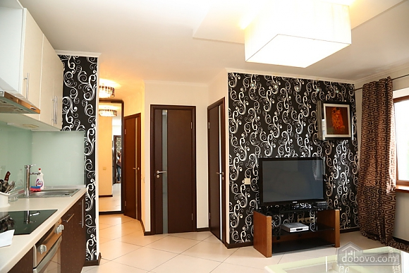 Квартира класса люкс в центральном районе, 2х-комнатная (20434), 002