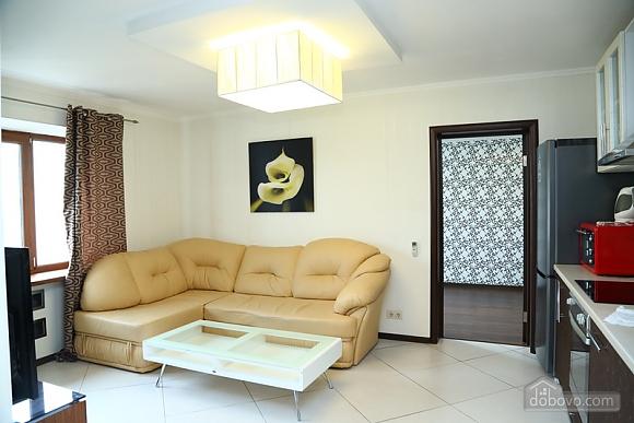 Квартира класса люкс в центральном районе, 2х-комнатная (20434), 001