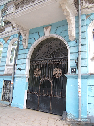 Квартира в історичному центрі біля моря, 1-кімнатна (38921), 012